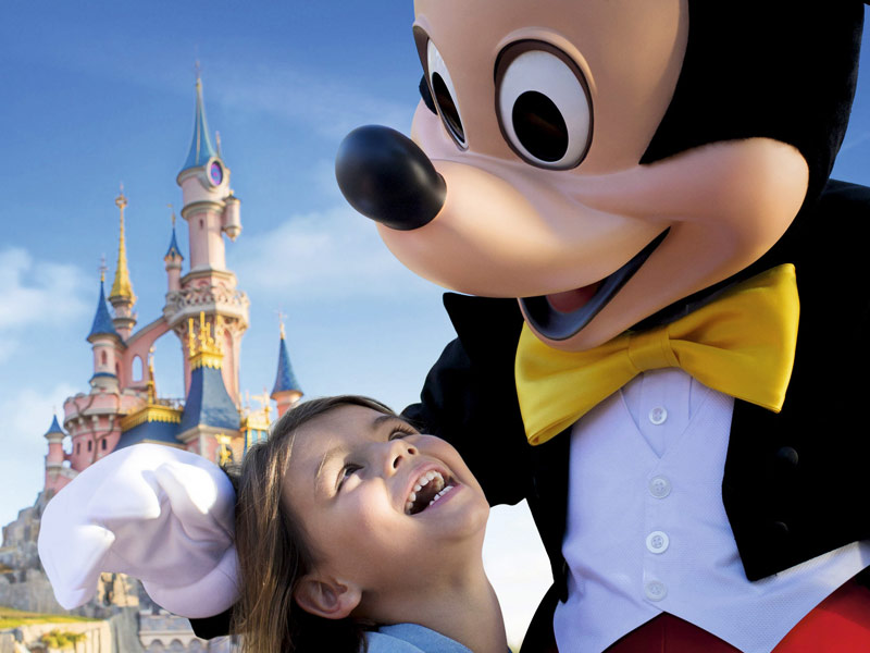disneyland parigi accessibile