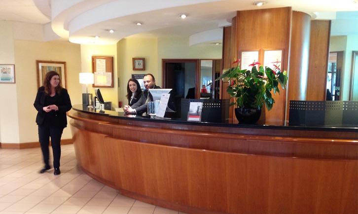 hotel accessibile roma centro