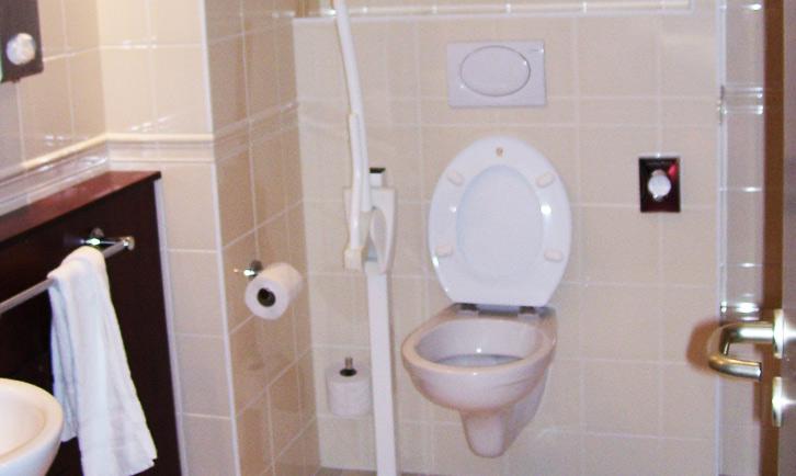 hotel disabili disneyland