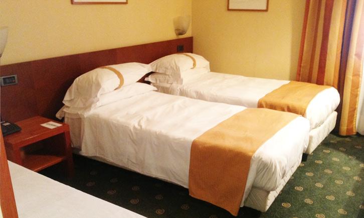 hotel disabili roma