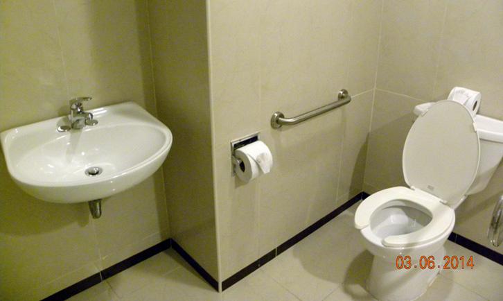hotel in messico disabili