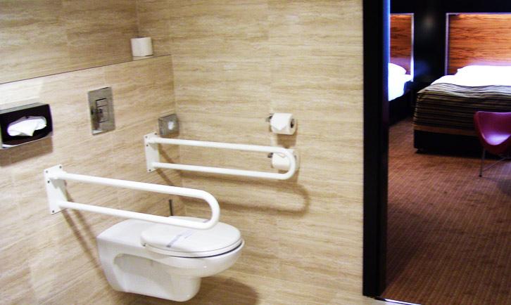 hotel per disabili praga centro