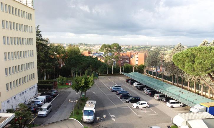 hotel per disabili roma centro