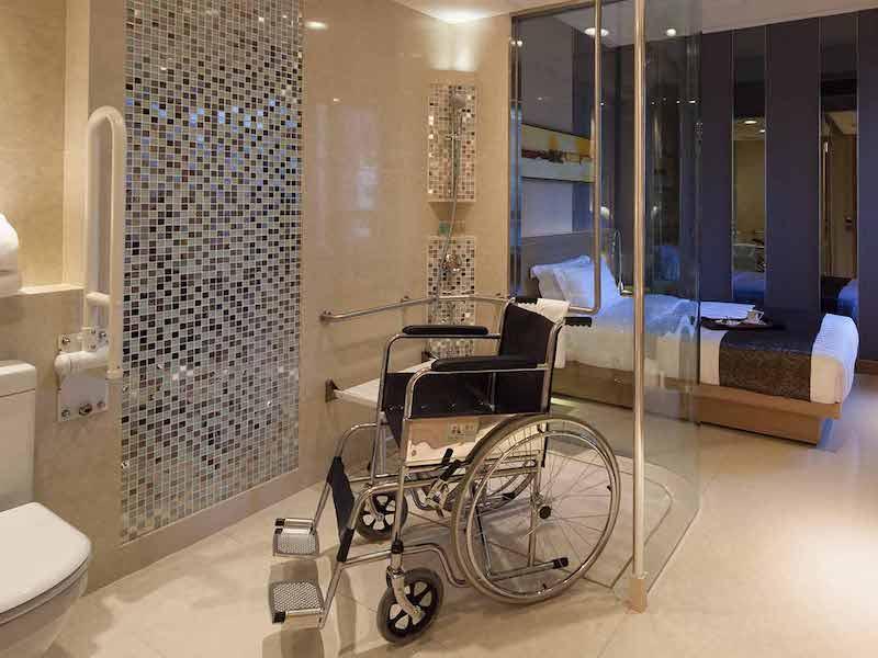 Bagno Per Disabili è Obbligatorio : Antibagno normativa misure minime e consigli tirichiamo