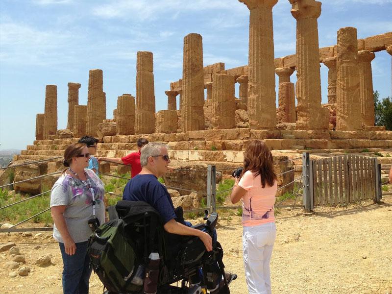 tour operator per disabili