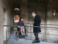 escursione pompei per disabili