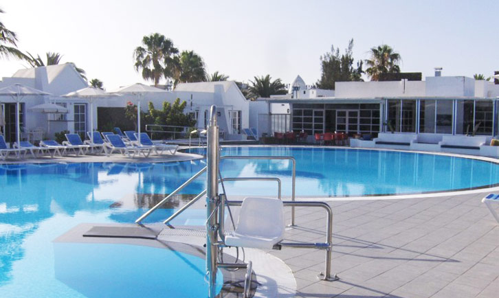 hotel accessibile disabili Lanzarote