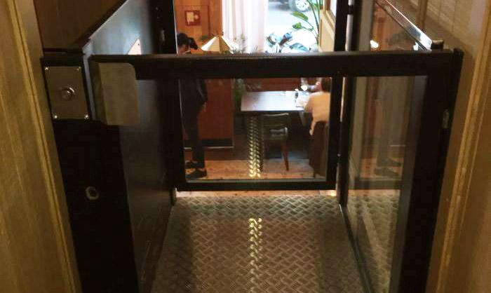 Hotel per disabili a Madrid