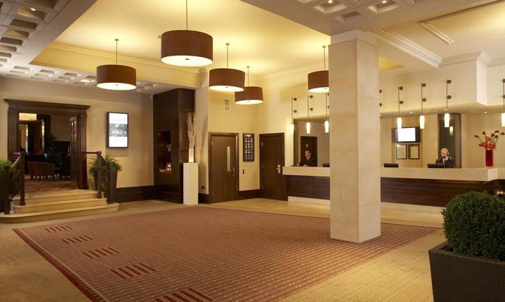 hotel accessibile londra