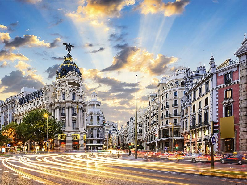 hotel per disabili a madrid