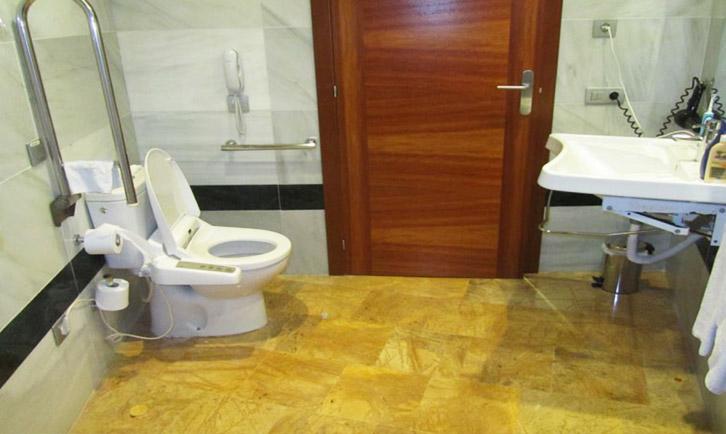 hotel per disabili a minorca