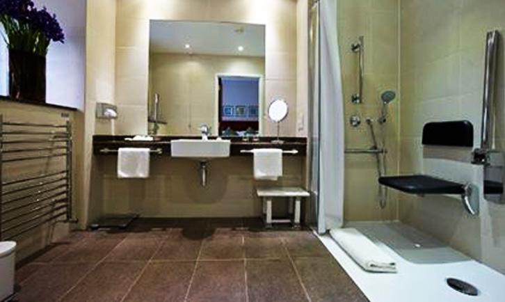 hotel per disabili londra
