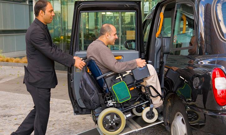 tour di londra per disabili