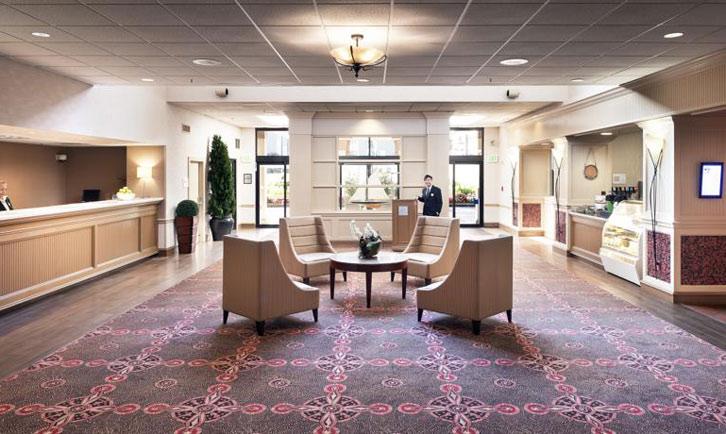 hotel accessibile california disabili