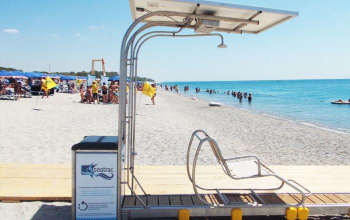 spiaggia accessibile in calabria