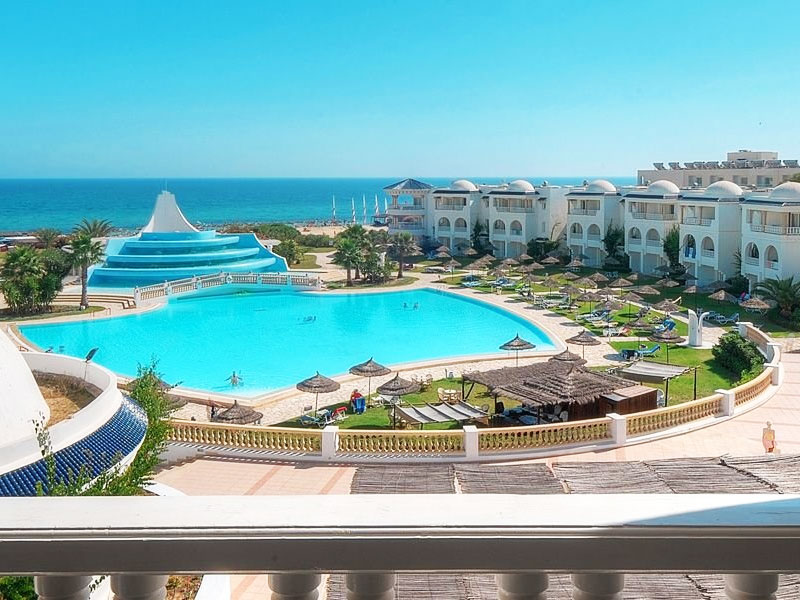 hotel accessibile hammamet