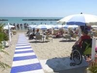 hotel per disabili marche