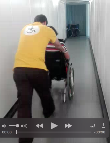 Assistenza voli per disabili