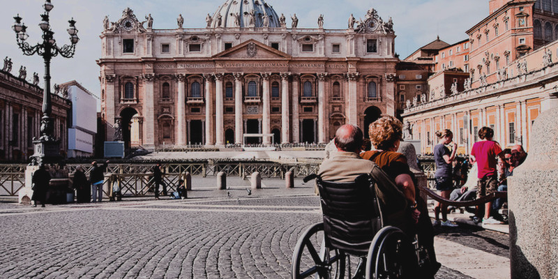 accessible italy