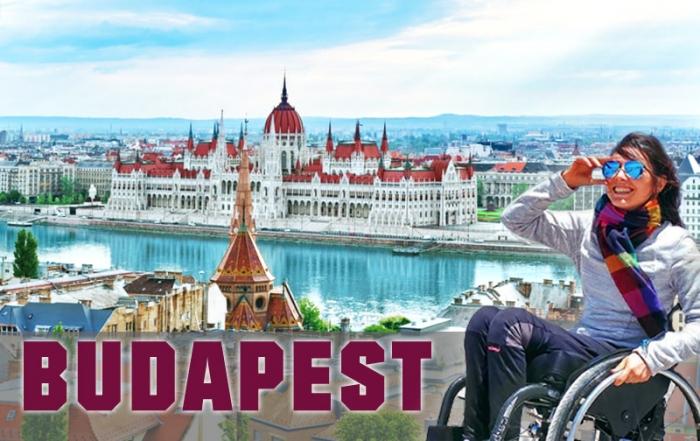 vacanza accessibile a budapest
