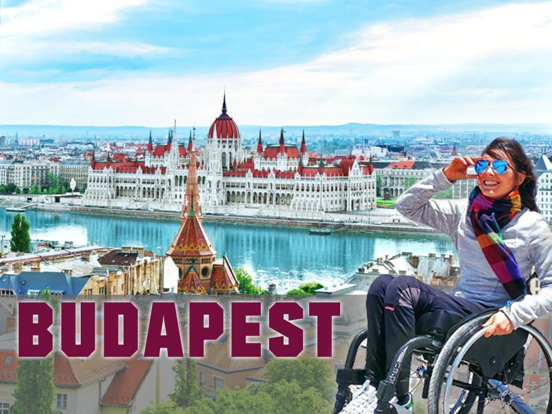 VACANZA ACCESSIBILE A BUDAPEST: LA MIA ESPERIENZA