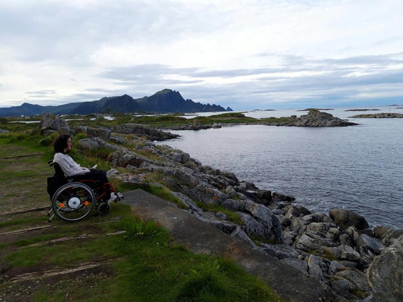 NORVEGIA ACCESSIBILE | LA MIA AVVENTURA ON THE ROAD