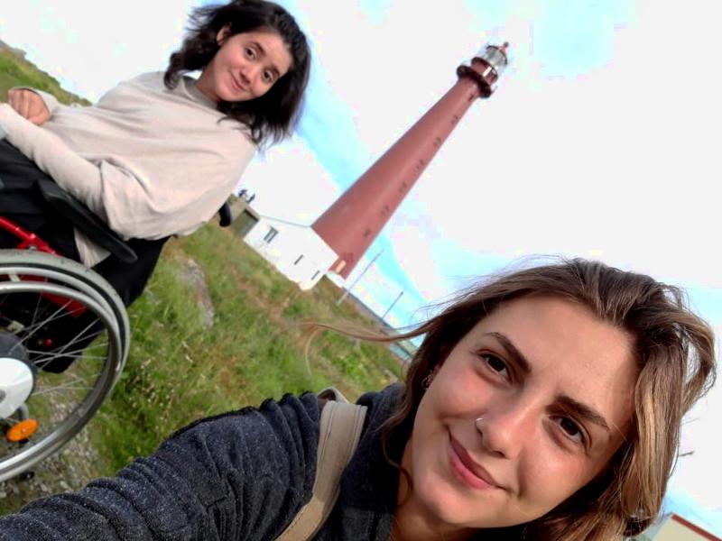 Viaggio per Disabili con Accompagnatore