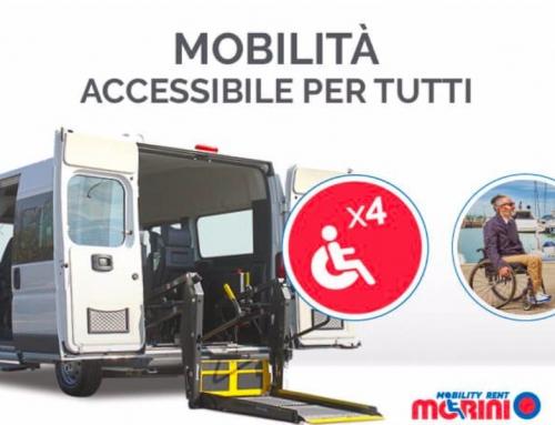 NOLEGGIO AUTO PER TRASPORTO DISABILI | MORINI RENT
