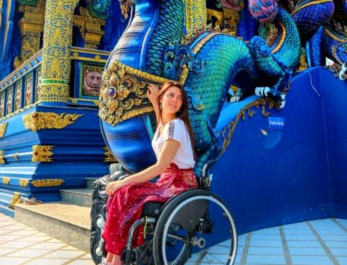THAILANDIA ACCESSIBILE | TOUR DELLA THAILANDIA IN SEDIA A ROTELLE