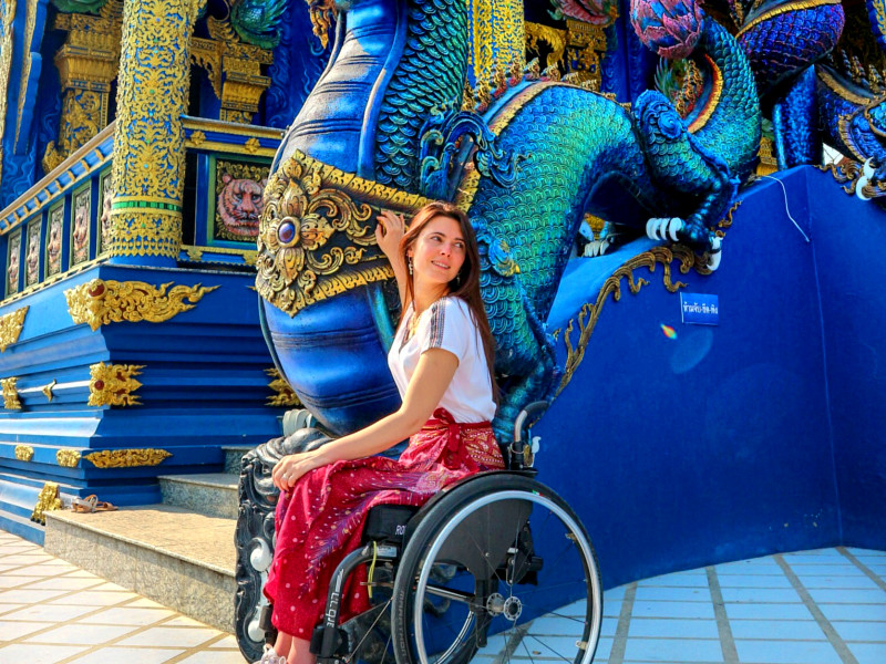 THAILANDIA ACCESSIBILE | TOUR DELLA THAILANDIA IN SEDIA A ROTELLE